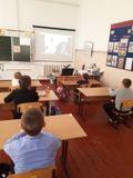 Просмотр мультипликационных фильмов, посвящённых Дню былинного богатыря Ильи Муромца.