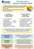 Формы и периоды ГИА-9