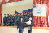 Первая присяга  кадет 2011 г.
