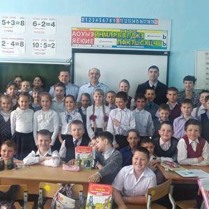 Встреча с воинами интернационалистами, участниками чеченской и афганской войны