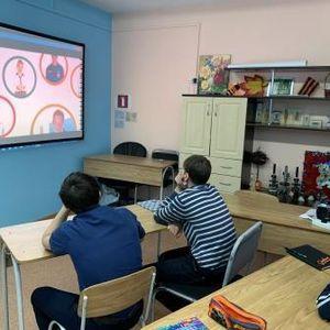 """Всероссийский открытый урок """"Убийственный вирус"""""""