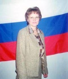 Самойлова Нина Васильевна