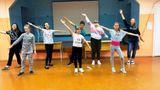 Танцы. репетиция