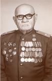 Гвардии майор Сажаев Роман Галактионович