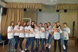 Команда девушек школы №5