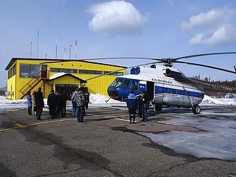 Костомукша, аэропорт